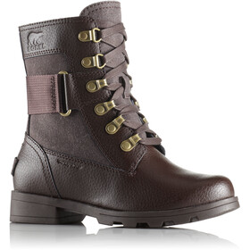 Sorel Emelie Conquest Boots Kinder cattail/cattail
